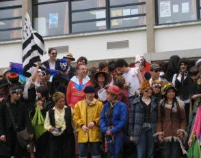 Le carnaval des professeurs