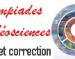 Sujet et correction des Olympiades des géosciences 2009