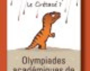 Olympiades de Géosciences : remise des prix 2009