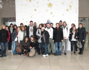 « Le Fou du Roi » accueille les élèves de STG du lycée Bascan