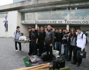 Les « Raptor » champions d'Ile de France