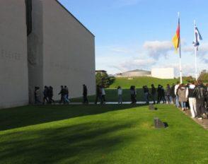 Voyage pédagogique des TS-SVT en Normandie