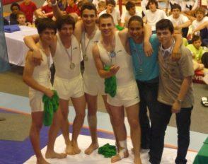 Championnat de France de gymnastique