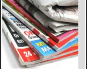 Liste des magazines disponibles au CDI