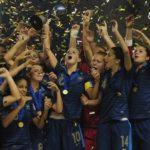 Les Bleuettes championnes du monde