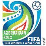 Logo officiel du mondial U17 féminin