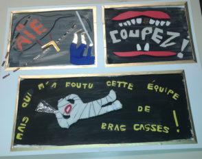 Les élèves de l'ULIS participent à Angoulême et sont deuxièmes de leur catégorie