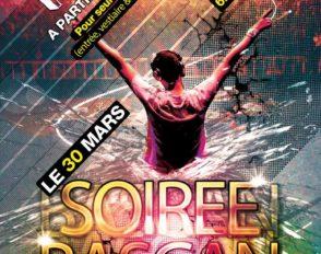 Affiche officielle de la soirée Bascan 2013