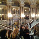 L'escalier du Palais Garnier