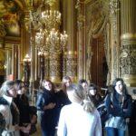 Les foyers de l'Opéra Garnier