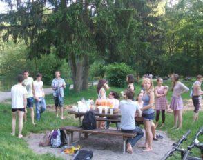 Echange avec les correspondants allemands de Kirchheim