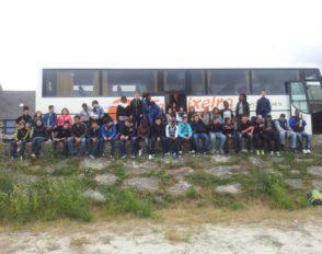 Voyage breton pour l'intégration des classes de seconde CAP et Bac Pro restauration