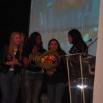Les représentants des 5 lycées des Yvelines participants