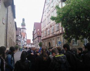 Compte rendu du voyage en Allemagne