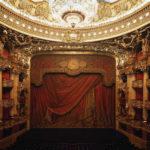 Rideau de l'Opéra Garnier