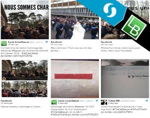 #JeSuisCharlie : les élèves réagissent