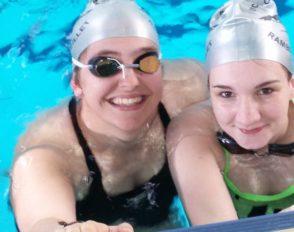 L'A.S. natation au mois de mai