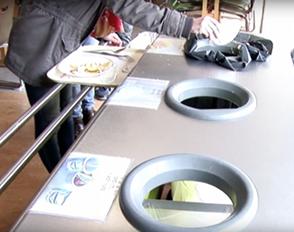 Le film «Alimentation-Santé» au lycée éco-responsable Louis Bascan