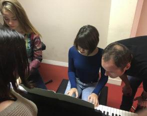 Arts du son : enseignement d'exploration Création et activité artistiques (CAA) en classe de 2de