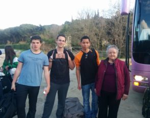 Séjour en Espagne pour les élèves du lycée professionnel