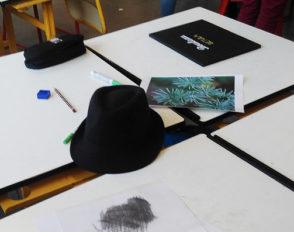 Interdisciplinarité botanique au lycée Bascan