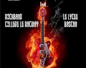 Le 12 juin à 19h45 : concert Bascan'Arts