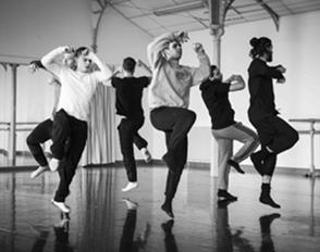 Programme 2017/2018 des spectacles de l'option Art danse
