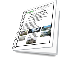Le livret de révisions 3e-2de en mathématiques version 2020 avec son corrigé