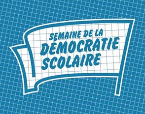 Semaine de la démocratie scolaire