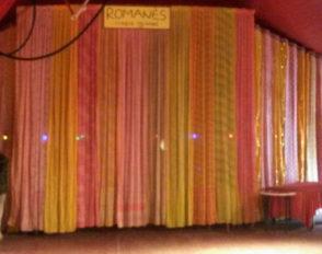 Sortie au cirque Romanès