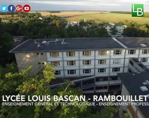 « Bask'en Drone » : survol du lycée Louis-Bascan