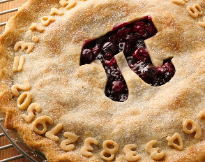 Pi day π / Pie party 2018 in Bascan