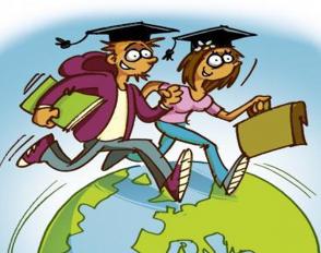 Partir travailler et faire des études à l'étranger