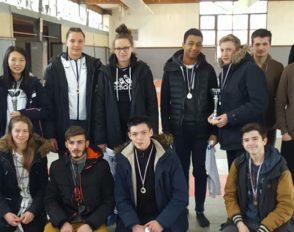Qualification des judokas et judokates de Bascan pour les championnats de France