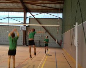 Un grand bravo aux volleyeurs de Bascan !
