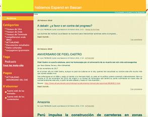 ¡ Hablamos español en Bascan !