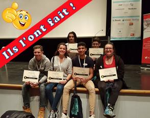 SchoolToring : lauréat du concours #CodeTonLycée