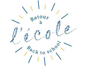 « Retour à l'école »