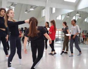 Danse et poésie pour les élèves de Seconde 8