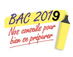 Bac 2019 : nos conseils pour bien se préparer !