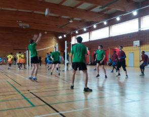 Très belle saison de nos jeunes volleyeurs