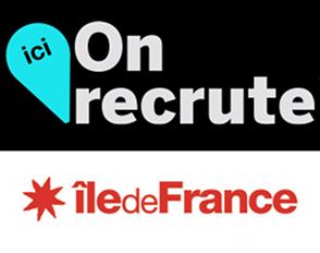 La région Île-de-France recrute