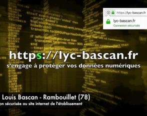Confiance certifiée sur lyc-bascan.fr