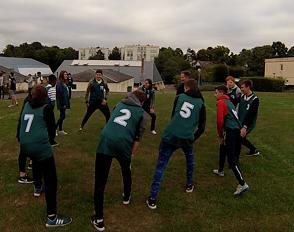 Vidéo de la journée d'intégration sportive des élèves de seconde professionnelle
