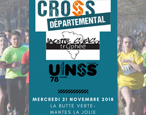 Cross départemental UNSS 78