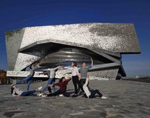 Sortie à la Philharmonie de Paris pour l'option Art danse