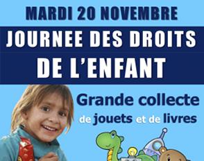 Unicef Bascan se mobilise pour la journée internationale des droits de l'enfant