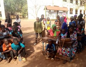 Partenariat entre le lycée Louis-Bascan et le lycée Fily Dabo Sissoko à Bamako