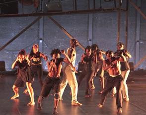 L'option Art danse accueille le chorégraphe DeLaVallet Bidiefono