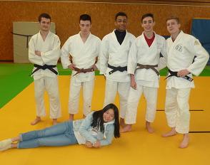 Championnat UNSS 2019 de Judo